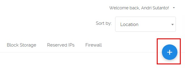 Deploy New Server