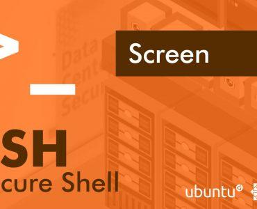 Menggunakan Perintah Screen di Linux